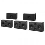 Jamo D 500 HCS 5 Black