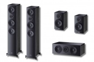 Heco Aurora 700 set 5.0 Ebony Black