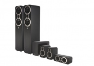 Q Acoustics 3050i 5.1 Carbon Black