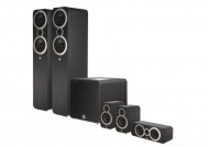 Q Acoustics 3050i Plus 5.1 Carbon Black