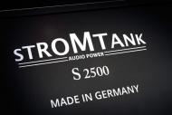 Stromtank S 2500 Black