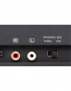 TEAC TN-180BT-A3 Black + Audio Technika AT3600L