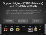 Topping D50s Black