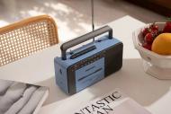 Crosley CT102A Cassette Player Blue