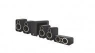 Q Acoustics 3010i 5.1 Carbon Black
