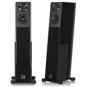 Audio Physic Virgo 25 - Black High Gloss