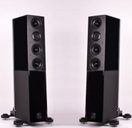 Audio Physic Cardeas plus - Black High Gloss