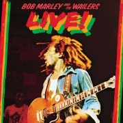 Bob Marley and The Wailers - Live LP