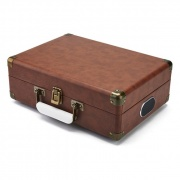 GPO Attaché Vintage Brown