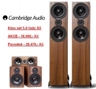 Cambridge Audio SX80 kino 5.0