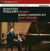 Chopin - Piano Concerto No.1 LP