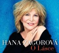 Hana Zagorová - O Láske CD