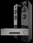 Cambridge Audio CXA81 + AE 309