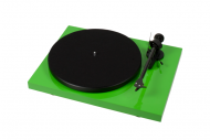 Pre-Ject Debut Carbon Phono USB DC Green + vložka OM 10