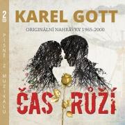 Karel Gott - Čas ruží (2CD)