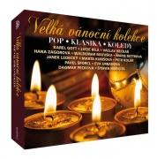 Velká Vánoční Kolekce - Různí Interpreti (3CD)