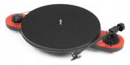 Pro-Ject Elemental Phono USB - červený