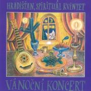 Hradišťan - Spirituál Kvintet - Vánoční koncert CD