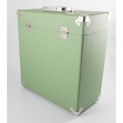 GPO Vinyl Record Case Green