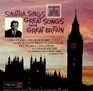 Frank Sinatra - Great Songs From Great Britain LP