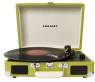 Crosley Cruiser Deluxe Green
