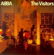 ABBA -The Visitors LP