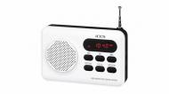 Radio Ices IMPR-112 biela