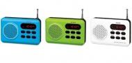 Radio Ices IMPR-112 bílá