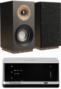 Cabasse Stream AMP + Jamo S 801