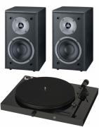Pre Project Juke Box E + Magnat Supreme 102