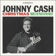 Johnny Cash - Christmas: There´ll Be Peace In the Valley LP