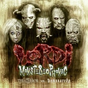 Lordi - Monstereophonic CD
