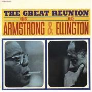L. Armstrong / D. Ellington - The Great Reunion LP