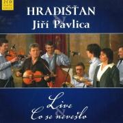 Hraďišťan a J.Pavlica - Live a Co se nevešlo CD (2)