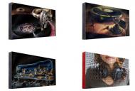 Akustický panel FiberPro 120 x 60 x 11 cm