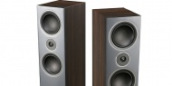 Mission LX 3 - walnut