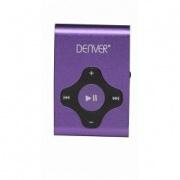 MP3 prehrávač Denver MPS-409 fialová