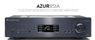 Integrovaný zosilňovač Cambridge Audio Azur 851A - čierna