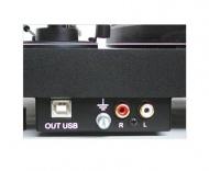 Pro-Ject Essential II USB černý + vložka