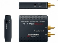 Advance Acoustic X-i75 + WTX Microstream