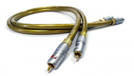 Nakamichi Hexlink Golden 5-C interconnects RCA - 0,75 m