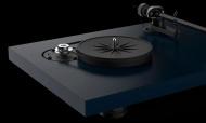 Pro-Ject Debut Carbon Evo + 2MRed - Satin Steel Blue