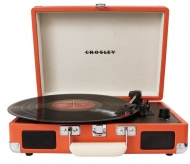 Crosley Cruiser Deluxe Orange