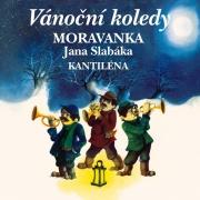 Moravanka Jana Slabáka - Vánoční koledy CD