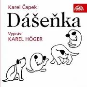 Karel Čapek - Dášeňka CD