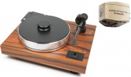 Pro-Ject X-Tension 10 Palysander + Gold Note Donatello Gold