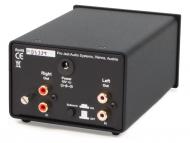 Předzesilovač Phono Box DS - stříbrný