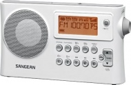 Radio Sangean Package PR-D14 WHITE