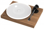 Pro-Ject X1 Walnut + Pick It S2 MM