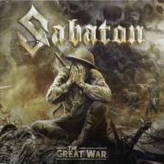 Sabaton - Great War CD